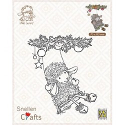 (SCLOLA005)Snellen Crafts Christmas swing