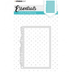 (STENCILSL200)Studio Light Cutting and Embossing Die, Essentials nr.200