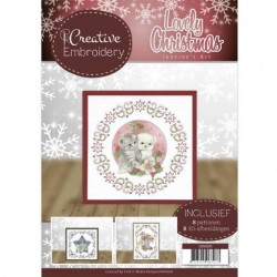 (CB10005)Creative Embroidery 5 - Jeanine's Art - Lovely Christmas