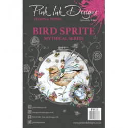 (PI029)Pink Ink Desings Bird Sprite