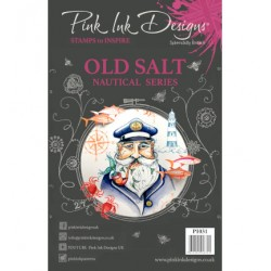 (PI031)Pink Ink Desings Old Salt(Nautical Series)
