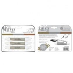 (321N)Tonic Studios Nuvo alcohol marker x3 supreme metallic