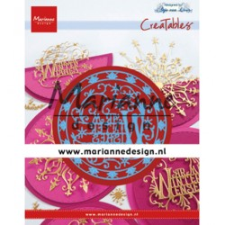 (LR0620)Creatables Anja's Warm Winter Wishes