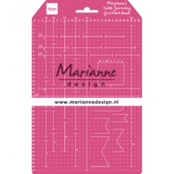 (LR0030)Marianne Design Marjoleine's Grid Cheat Sheet