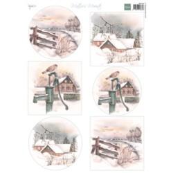 (MB0182)3D Mattie's Mooiste Dutch Winter
