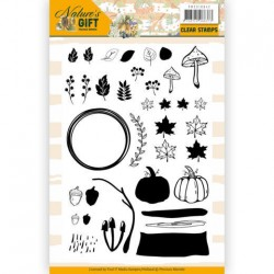 (PMCS10042)Clear Stamps - Precious Marieke - Nature's Gift