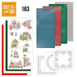 (DODO163)Dot & Do 163 Sweet Houses