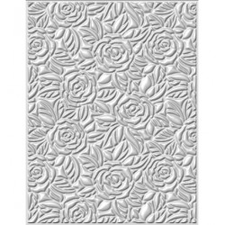 (EF3D-018)Creative Expressions Embossing folder Rose Bed