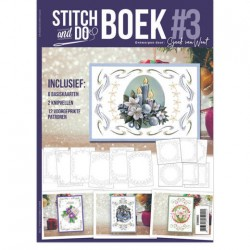 (STDOBB003)Stitch and Do A6 Boek 3