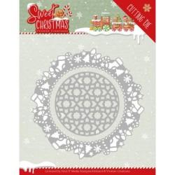 (YCD10178)Dies - Yvonne Creations - Sweet Christmas - Sweet Christmas Frame