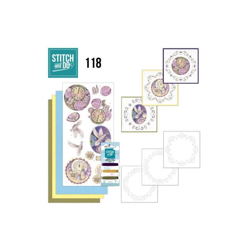 (STDO118)Stitch and Do 118 Family Christmas
