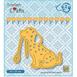 (SCCOD013)Snellen Crafts Cozy dies: Dog