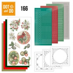 (DODO166)Dot & Do 166 Christmas Decorations