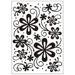 Embossing folder daisy delight (CTFD 3057)