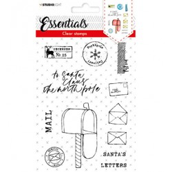 (STAMPSL415)Studio light Stamp Essentials Nr. 415