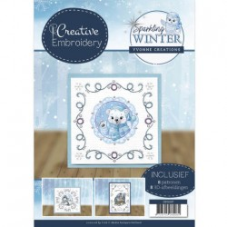 (CB10007)Creative Embroidery 7 - Yvonne Creations - Sparkling Winter