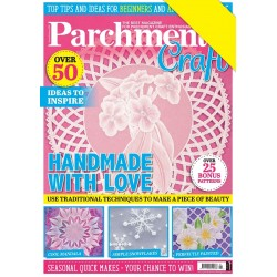 (PC2020-01)Parchment Craft Magazine 2020 January- February ENG