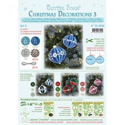 (25.4940)Christmas Decorations 3