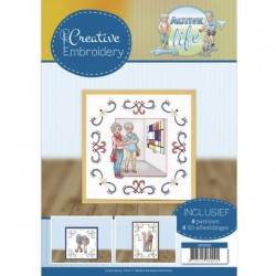 (CB10009)Creative Embroidery 9 - Yvonne Creations - Active Life