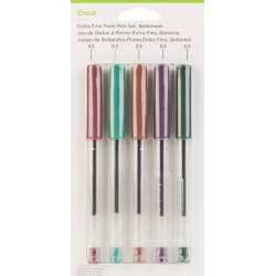 (2004506)Cricut Extra Fine Point Pen Set Bohemian