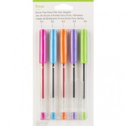 (2004504)Cricut Extra Fine Point Pen Set Brights