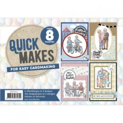 (QM10002)Quick Makes - Yvonne Creations - Active Life