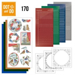 (DODO170)Dot and Do 170 Snow Scenes