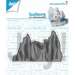 (6002/1418)Cutting embossing dies iceberg