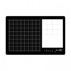 (2633E)Tonic Studios Tools - Travel Glass media mat (40,0x26,0cm)...