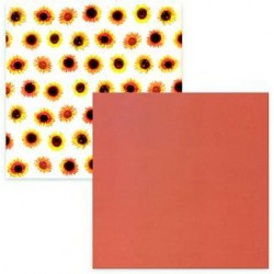 Pergamano Vellum packs sunflower / orange