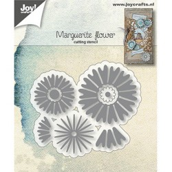 (6002/1412)Cutting dies Marguerite flower