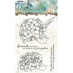 (STAMPJMA07)Studio light Stamp Jenine's Mindful Art  2.0 nr.07