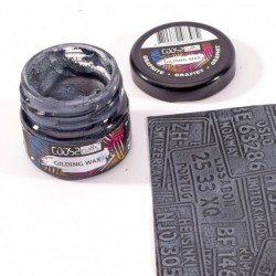 (COC-011)COOSA Crafts • Gilding wax graphite 20ml