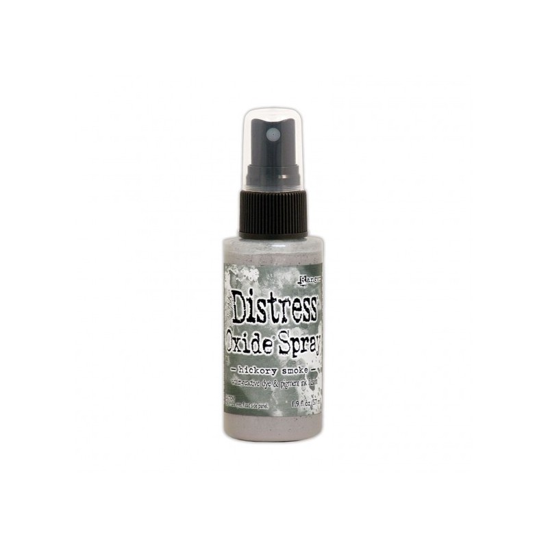 (TSO67733)Ranger Distress Oxide Spray - Tim Holtz - Hickory smoke