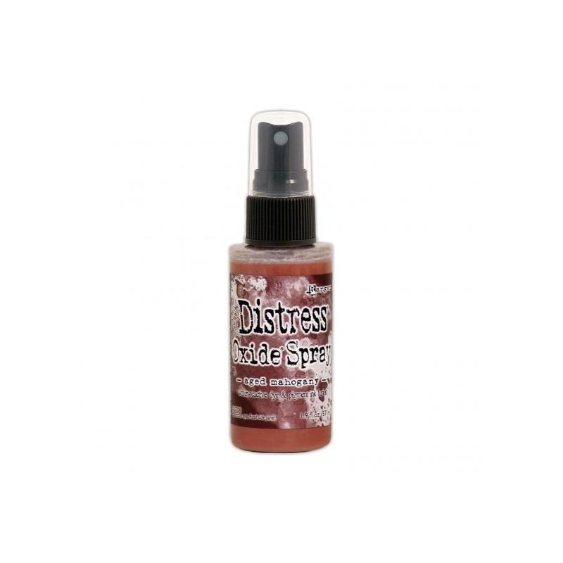 (TSO67535)Ranger Distress Oxide Spray - Tim Holtz - Aged mahogany
