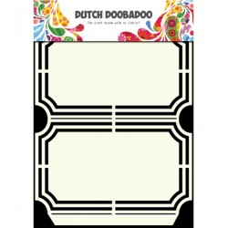 (470.713.312)Dutch Shape Art Ticket
