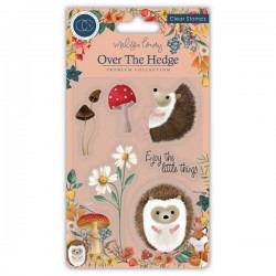 (CCSTMP016)Craft Consortium Harry the Hedgehog Clear Stamps