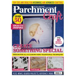 (PC2020-02)Parchment Craft Magazine 2020- March April ENG
