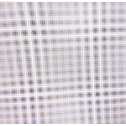 (CAR01BL)Perforated cardboard 24 * 23 cm White