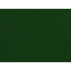 (CAR01VE)Perforated cardboard 24 * 23 cm Steel Green