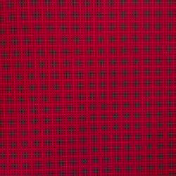 (CAR15RO)PERFORATED CARDBOARD 15 X 15 CM Rouge