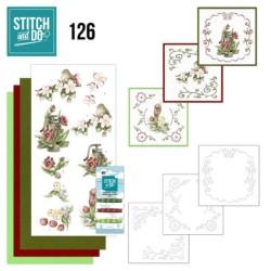(STDO126)Stitch and Do 126 - Spring Delight
