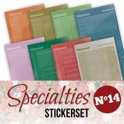 (SPECSTS014)Specialties 14 stickerset