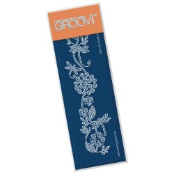 (GRO-AN-41455-06)Groovi® SPACER DRAGONFLIES AND FLOURISH