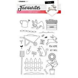 (STAMPSL425)Studio light Stamp Essentials Nr. 425