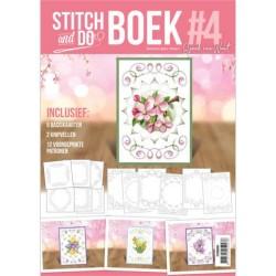 (STDOBB004)Stitch and Do Book 4 - Flowers