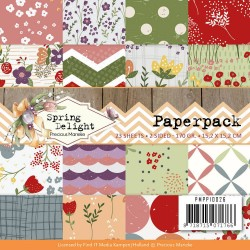 (PMPP10026)Paperpack - Precious Marieke - Spring Delight
