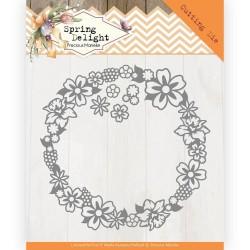 (PM10169)Dies - Precious Marieke - Spring Delight - Spring Delight Frame