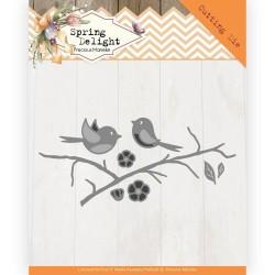 (PM10174)Dies - Precious Marieke - Spring Delight - Spring Blossom