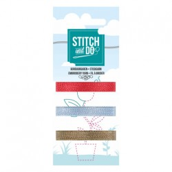 (STDOBG058)Stitch and Do 58 - Mini Garenkaart